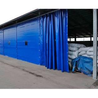 Завеса 3 х 10 м из пвх ( утепленная )